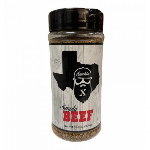 Smokin X - Simply Beef Rub