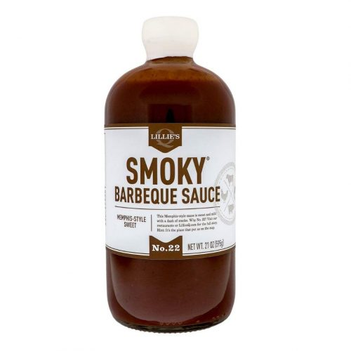 Lillies Q - Smoky Barbeque Sauce