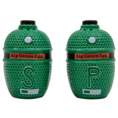 Big Green Egg - Salt & Pepper Shakers