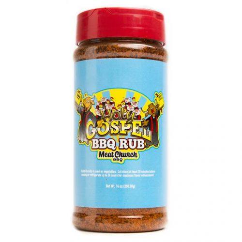 Meat Church - Holy Gospel BBQ Rub