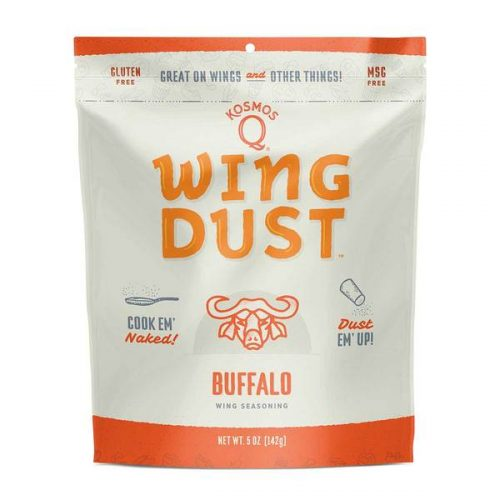 Kosmos Q - Wing Dust Buffalo
