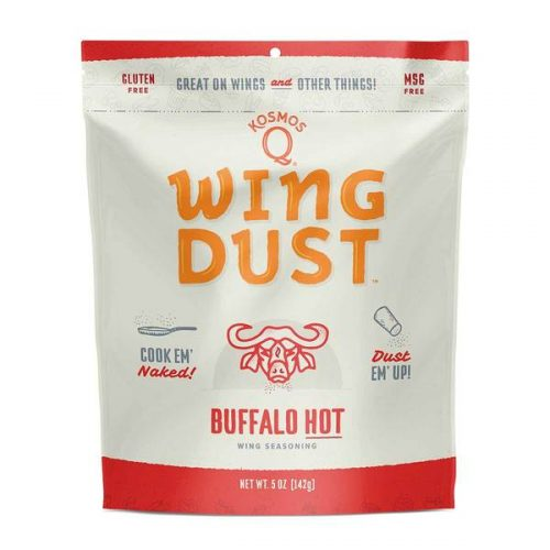 Kosmos Q - Wing Dust Buffalo Hot