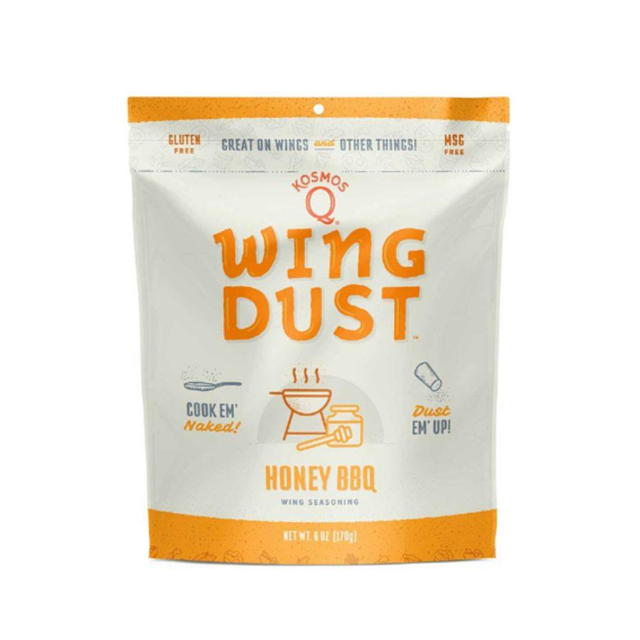 Kosmos Q - Wing Dust Honey BBQ