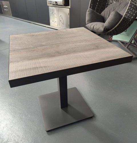 Melton Craft - Memphis Dining Table 80 x 80 - Ex-Display