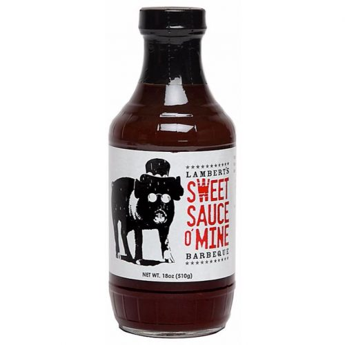Sweet Sauce O'Mine Original Barbeque Sauce