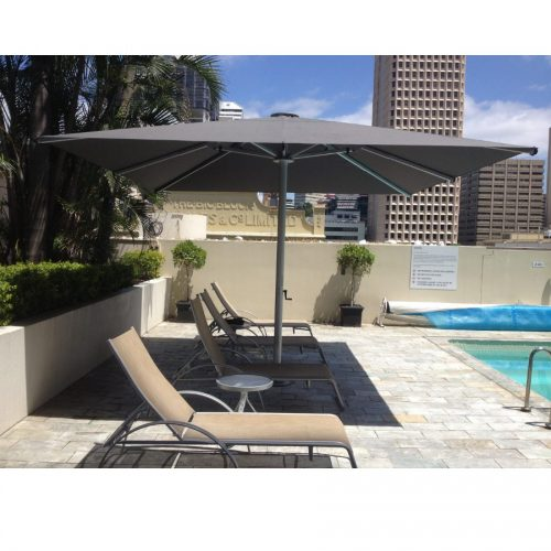 Instant Shade Umbrella's - Nova - 3m Square - Acrylic