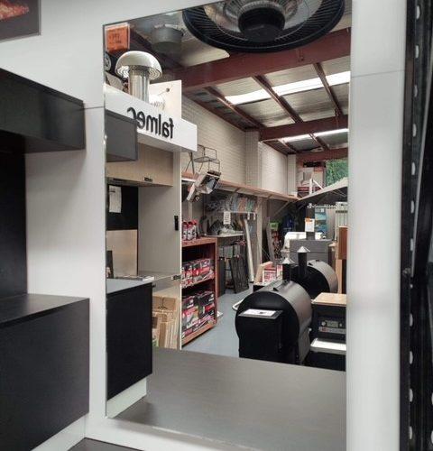 Herschel - Select XL Mirror Panel Heater - FLOORSTOCK
