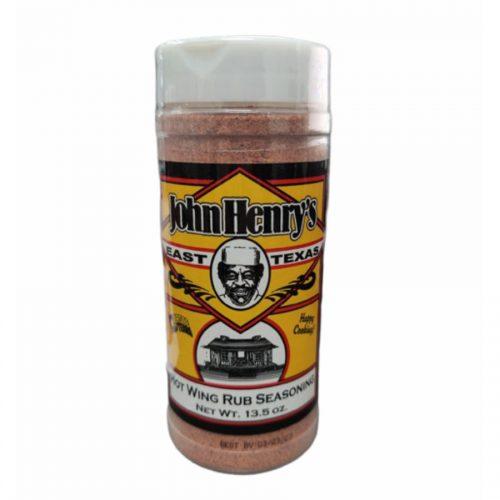 John Henry's - Hot Wing Rub