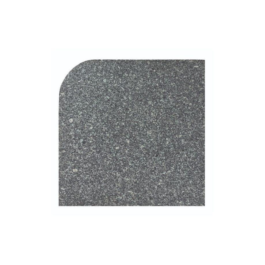 Shelta Umbrella - Cantilever Base - Granite