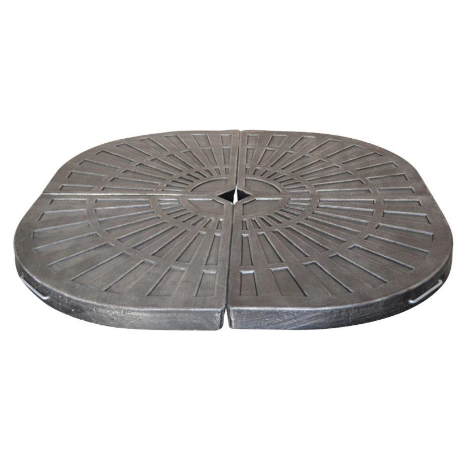 Shelta Umbrella - Cantilever Resinstone Ballast Base