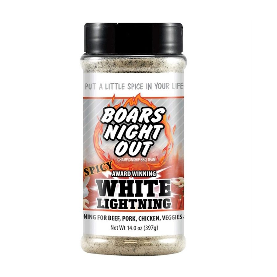 Boars Night Out - Spicy White Lightning