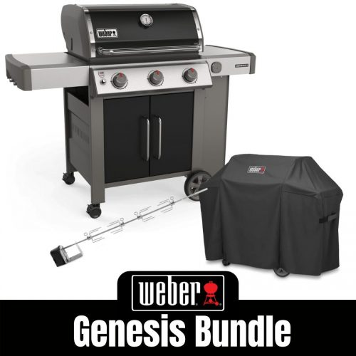 Weber Genesis II E310 Bundle