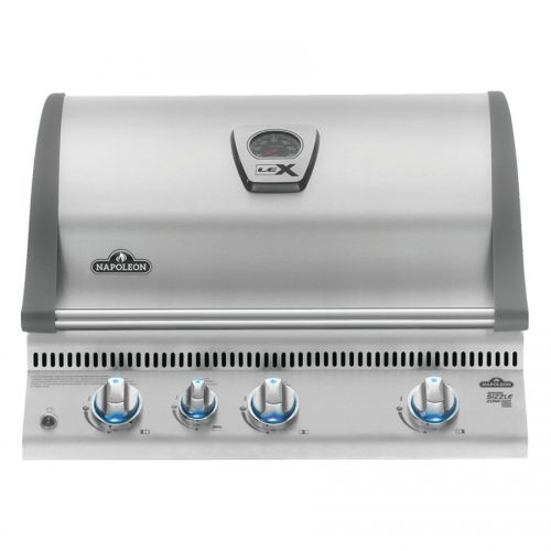 Napoleon - Built In LEX 485 3 Burner - Stainless Steel - Natural Gas