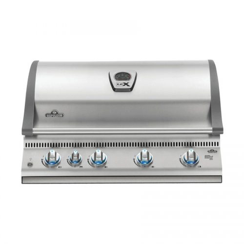 Napoleon - Built In LEX 605 4 Burner - Stainless Steel - Natural Gas
