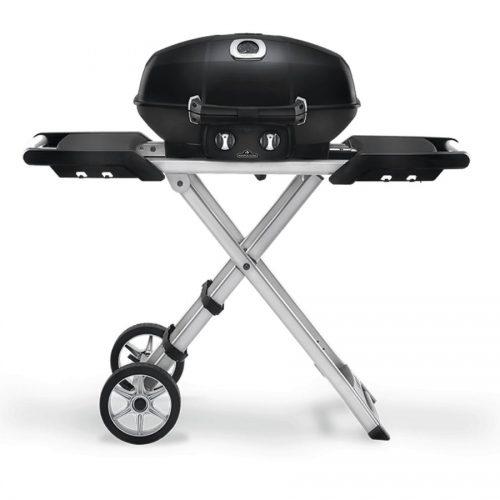 Napoleon - Travel Q PRO285X on Scissor Cart