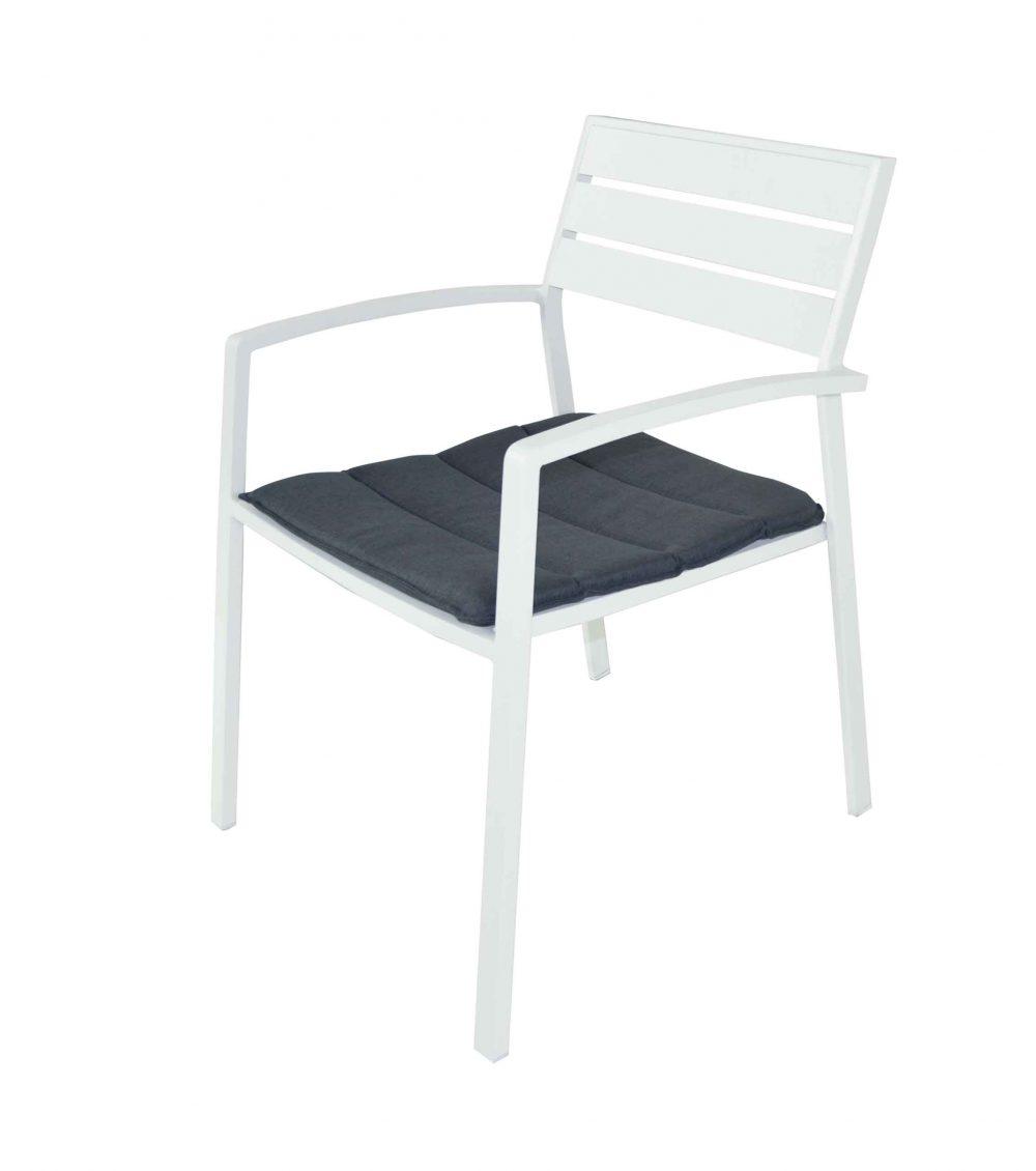 Rouen Chair White