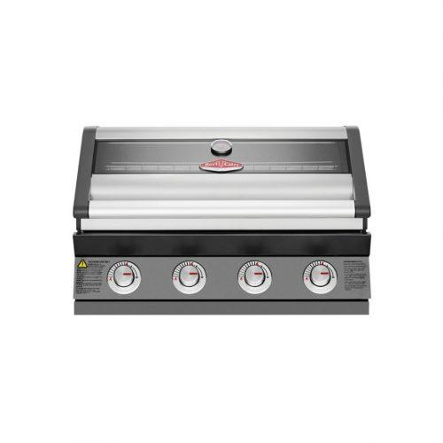 BeefEater 1600 Series Dark 4 Burner Built In BBQ
