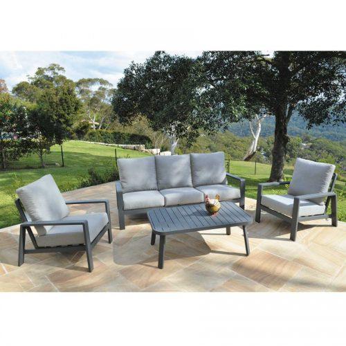 Carrington 4 Pce Lounge Setting