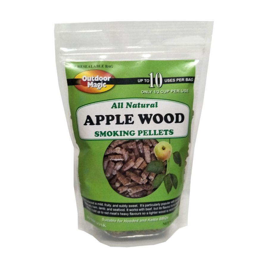 Outdoor Magic - Apple Smoking Pellets 450g