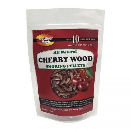 Outdoor Magic - Cherry Smoking Pellets 450g