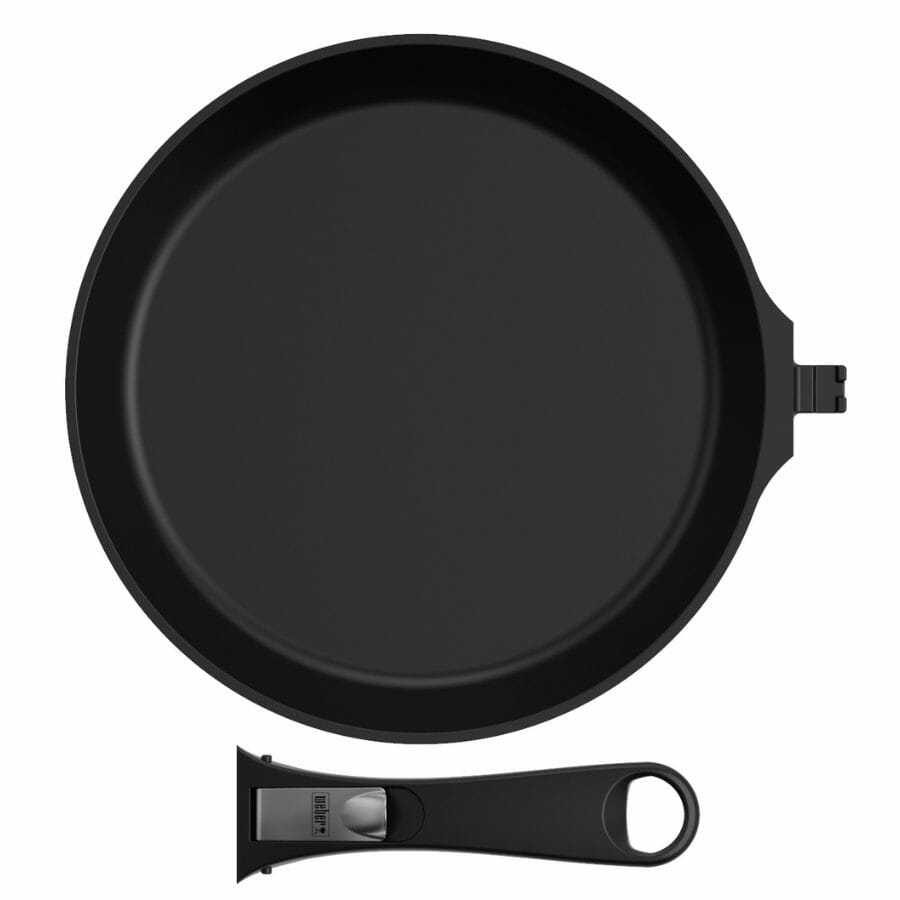 Weber - Round Frying Pan - Small - COMING SOON - ETA LATE OCTOBER