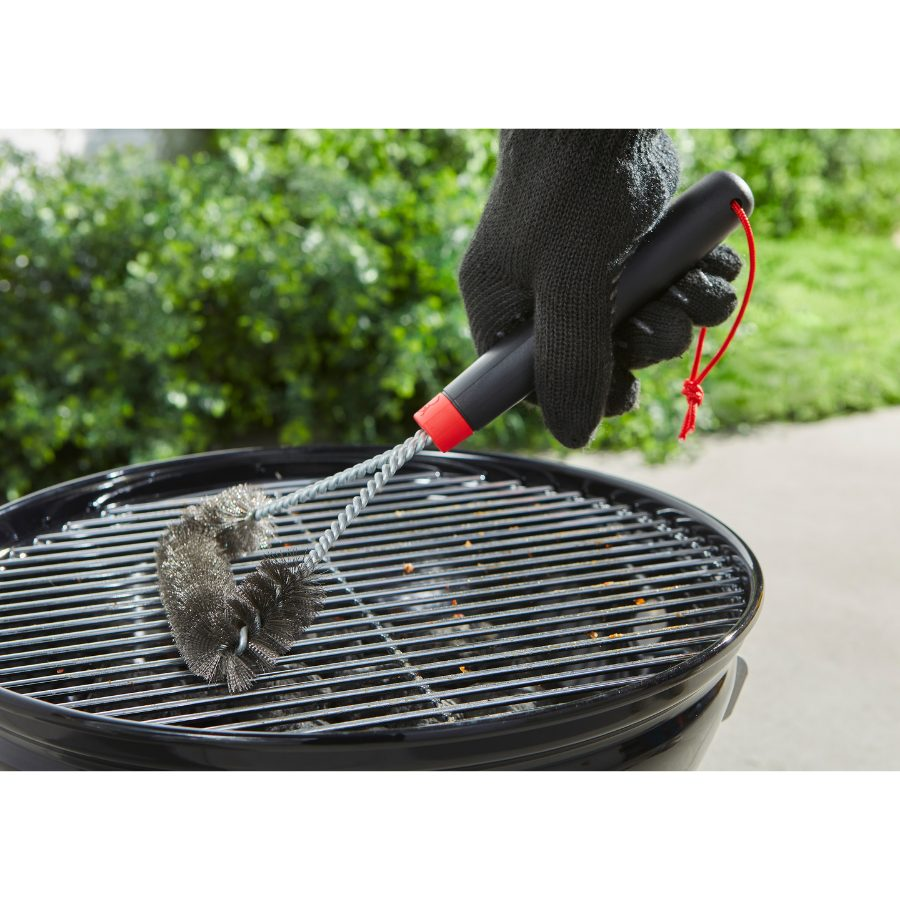 Weber - 3 Sided Grill Brush - Small - COMING SOON - ETA LATE OCTOBER