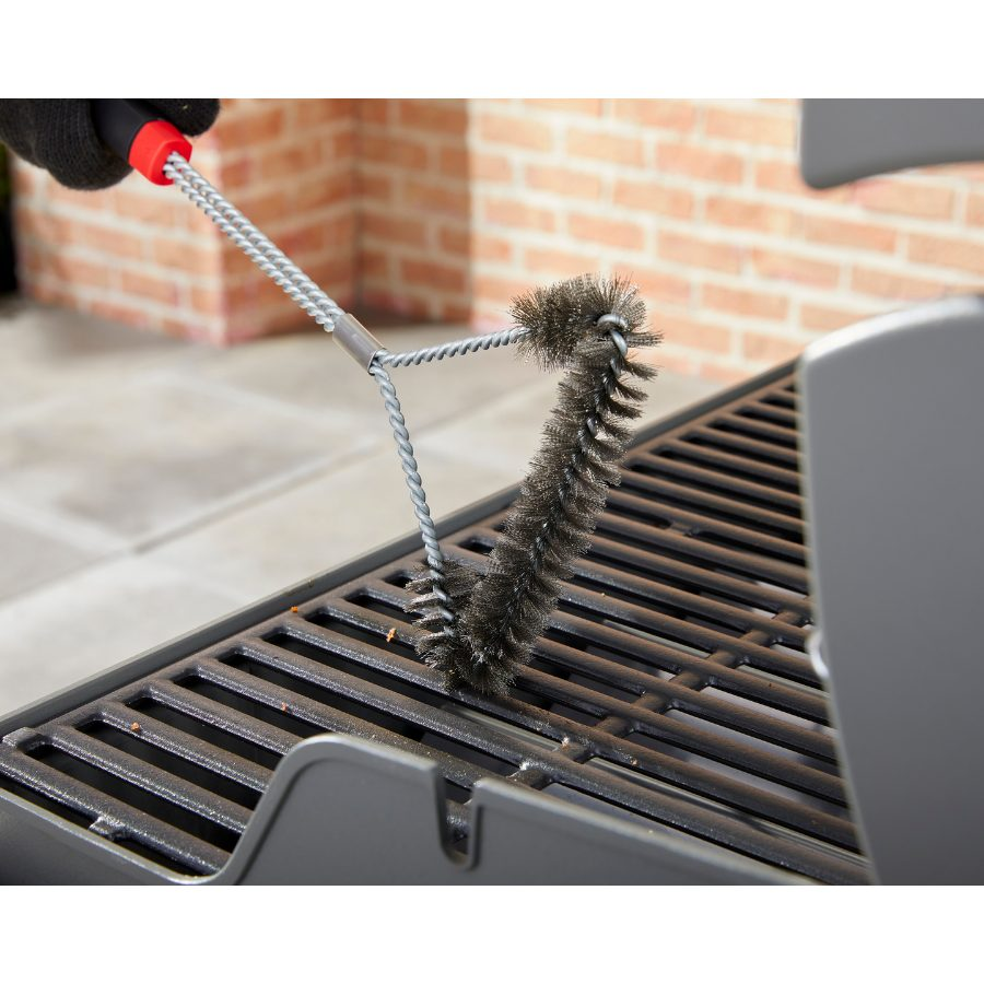 Weber - 3 Sided Grill Brush - Large - COMING SOON - ETA LATE OCTOBER
