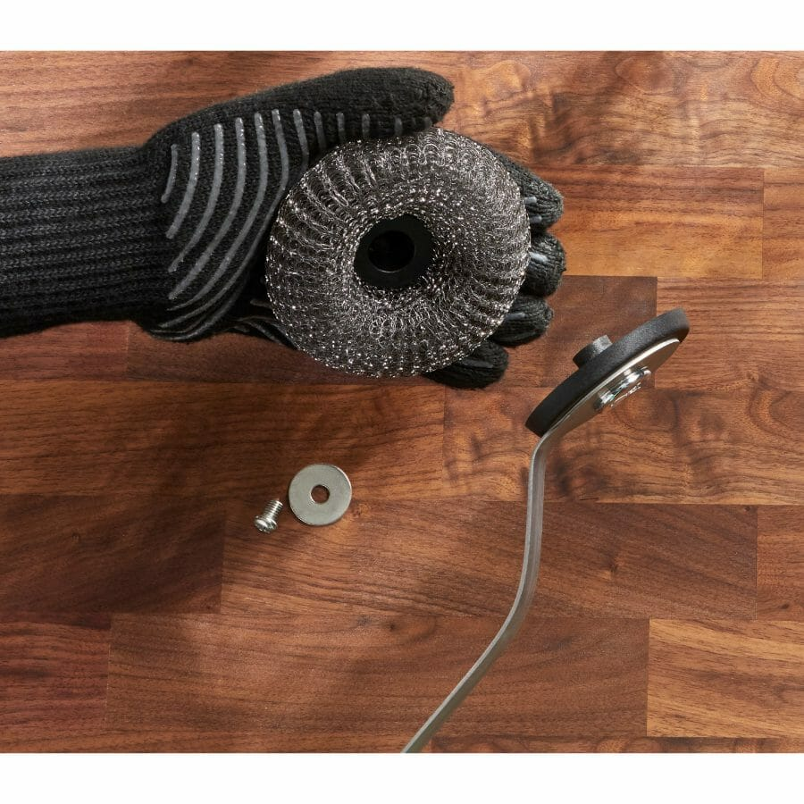 Weber - Scrub Brush Replacement Head (2Pk) - COMING SOON - ETA LATE OCTOBER