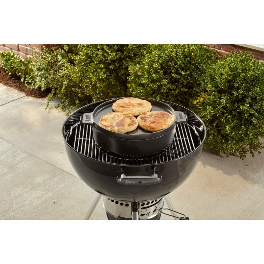 Weber Gourmet Barbecue System - Dutch Oven