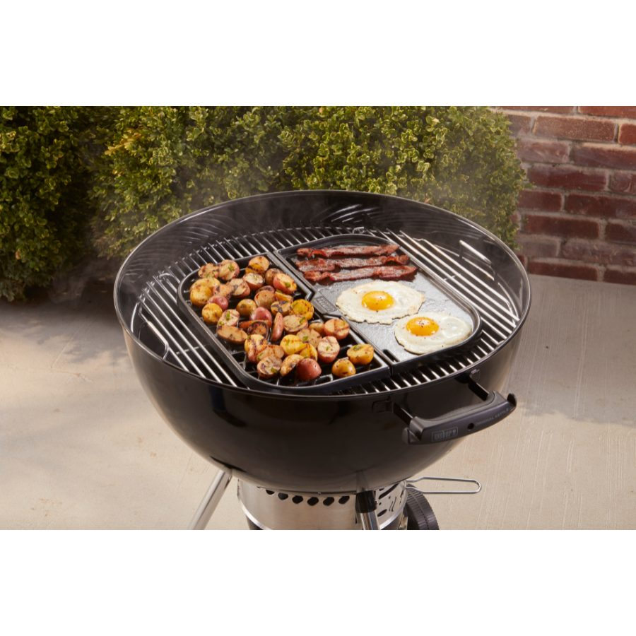 Weber Gourmet Barbecue System - Grill and Griddle Station - COMING SOON - ETA LATE OCTOBER