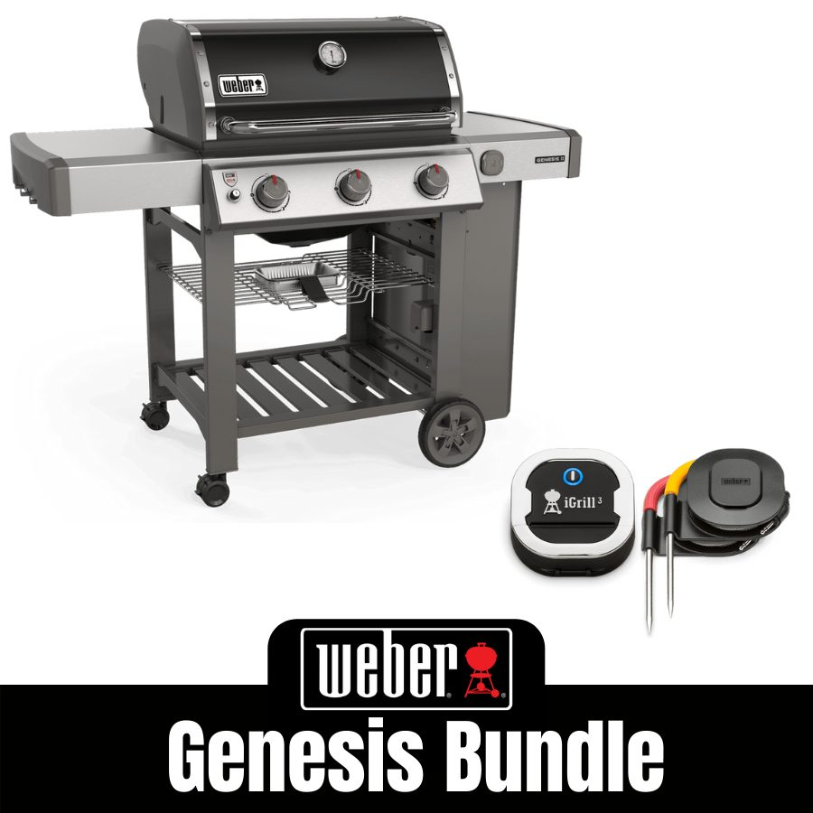 Weber Genesis II E310 - FREE iGrill 3