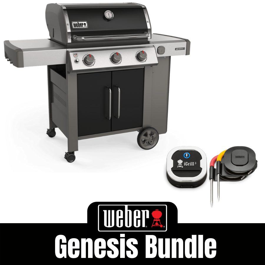 Weber Genesis II E315 - FREE iGrill 3