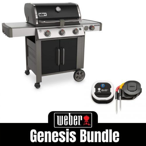 Weber Genesis II E355 - Natural Gas - FREE iGrill 3