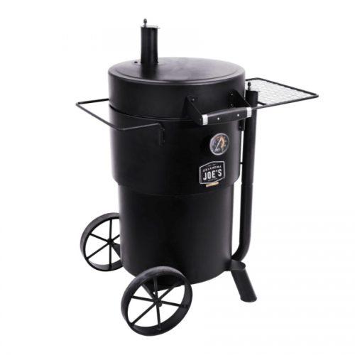 Oklahoma Joes Drum Smoker