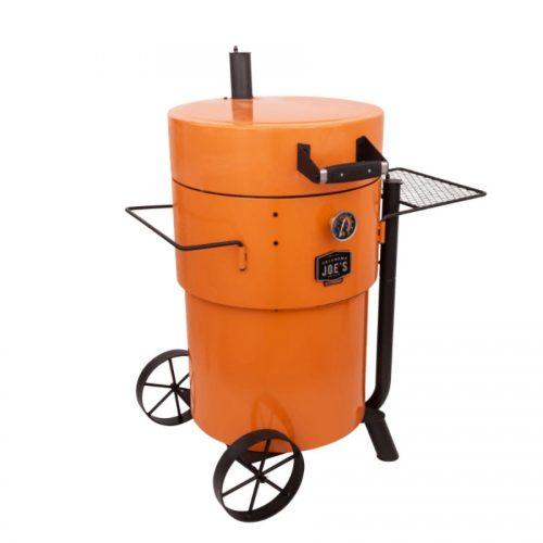 Oklahoma Joes Drum Pro Smoker