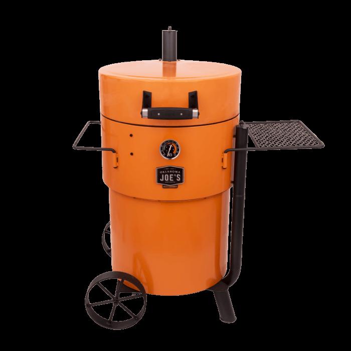 Oklahoma Joe's - Bronco Pro Drum Smoker